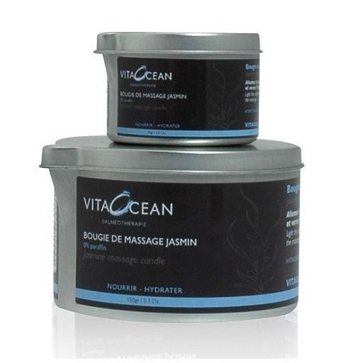 """VITAOCÉAN- masážní svíčka """"Jasmín"""" 150 g"""