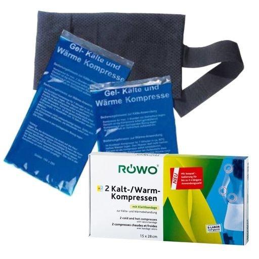 RÖWO® Tepelný a chladový polštářek