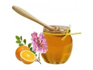 Včelí med na masáže