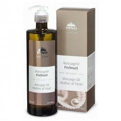 Aromatický masážní olej, Perleť, 500 ml