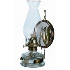 Petrolejová lampa Eagle zrcadlová 32 cm