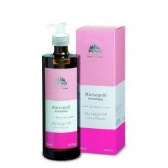 Aromatický masážní olej, Třešňové květy, 500 ml
