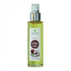 Aromatický masážny olej, Kokos, 100 ml