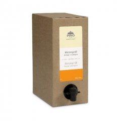 Aromatický masážní olej Pomeranč Lemongras, 3000 ml