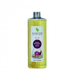 Aromatický masážní olej, Relax, 500 ml + dávkovač