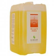 Masážní olej Pomeranč - 5000 ml