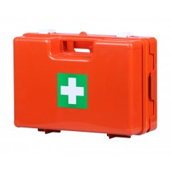 Kufrík prvej pomoci s výbavou pre 30 osôb