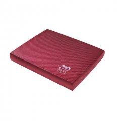 Balance-pad Cloud, rubínově červená 40x 48 x 6 cm