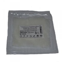 Sterilní mastný tyl 10 cm x 10 cm – 5 ks