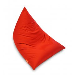 Vivre Pufa bean bag - Scarlet Rose