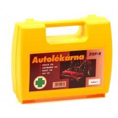 ŠTĚPAŘ Autolékárnička velikost I. – kufřík žlutý
