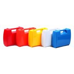 Plastový kufrík prázdny