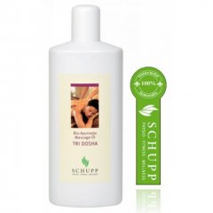 BIO masážny olej, Tri Dosh, 1000 ml