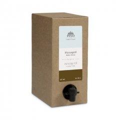 Aromatický masážní olej, Kokos Máta, 3000 ml