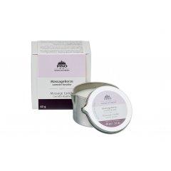 Masážní svíčka - levandule a rosalina 60g