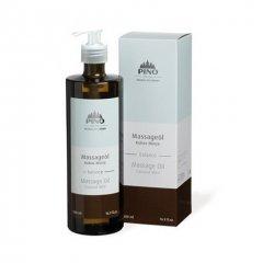 Aromatický masážní olej, Kokos Máta, 500 ml