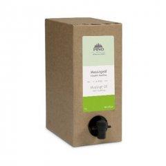 Aromatický masážní olej, Limetka Bambus, 3000 ml