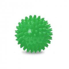 PINOFIT® míčky - ježek, zelený, 9 cm