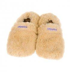 Hrejivé papuče de Luxe - béžové M