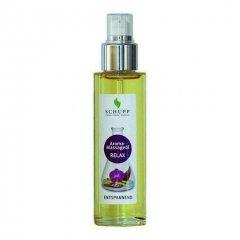 Aromatický masážní olej, Relax, 100 ml