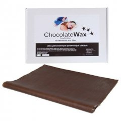 Jednorázový parafínový zábal - čokoláda, 20 ks