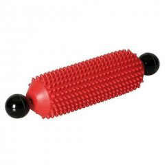 PEZZI Stimu-Roll 32 cm, červený, krabička