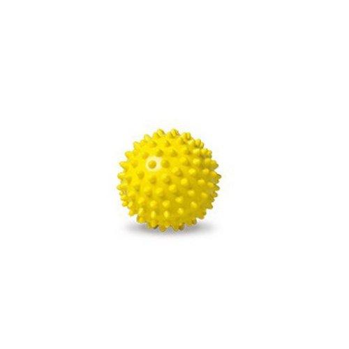 PINOFIT® míčky - ježek, žlutý, 7 cm