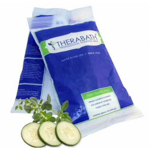 THERABATH® Parafín okurka, meloun, tymián, 2,7 kg, perličky
