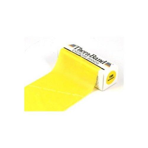 Thera-Band, žlutá, lehká zátěž, 5,5 m