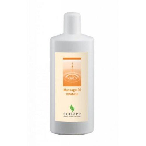 Masážní olej Pomeranč
