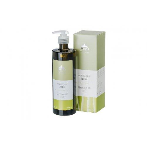 Aromatický masážní olej, Bříza bělokorá, 500 ml