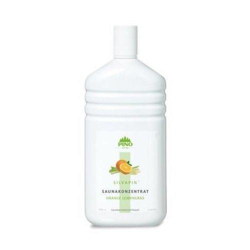 Saunová esencie pomaranč a lemongrass