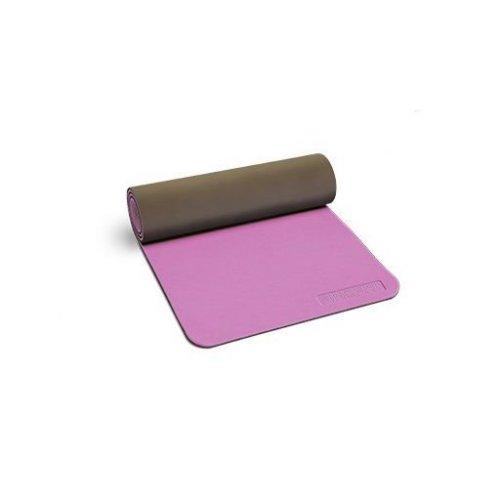 PINOFIT® Cvičebná podložka pre jogu, ružová, 186 x 60 x 0,4 cm