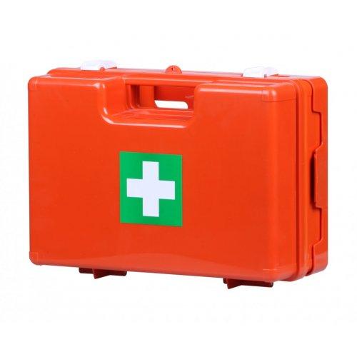 Kufrík prvej pomoci z ABS plastu s výbavou pre 20 osôb