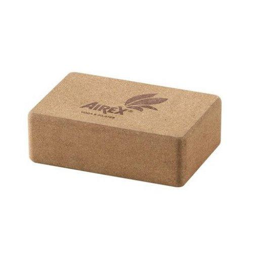 AIREX® Yoga Eco Cork block, přírodní korek, 225 x 150 x 74 mm