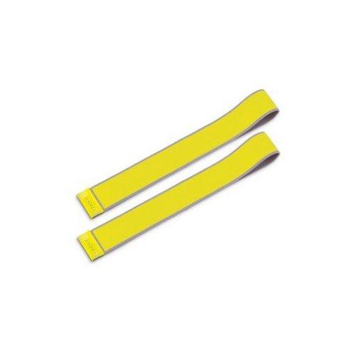 PINOFIT® Stretch Miniband, žlutá, 33 cm