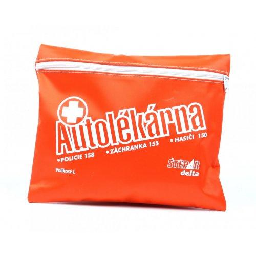 ŠTĚPAŘ Autolékárnička velikost I. – polštářek oranžový