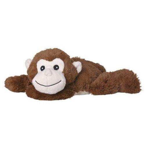 Hřejivý plyšák - ležící opička - welliebellies®