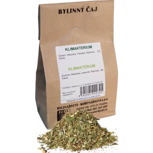 Bylinkový čaj Klikamterium