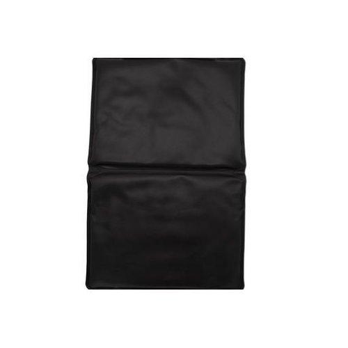 Rašelinový nosič tepla PREMIUM - 60x40 cm, čierny