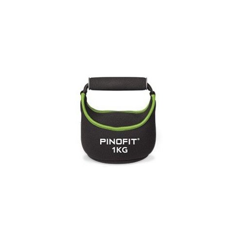 PINOFIT® Kettlebell soft - 1 kg