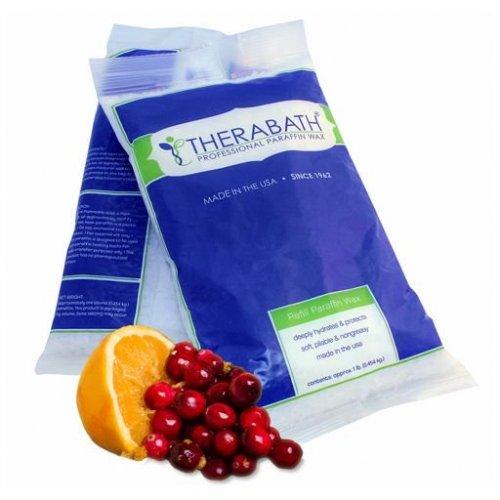 THERABATH® Parafín brusnica, 2,7 kg, perličky