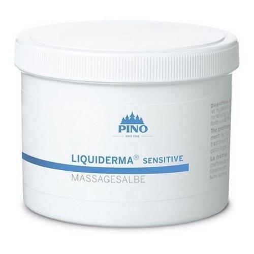 LIQUIDERMA® Sensitive, masážní mast, 500 ml