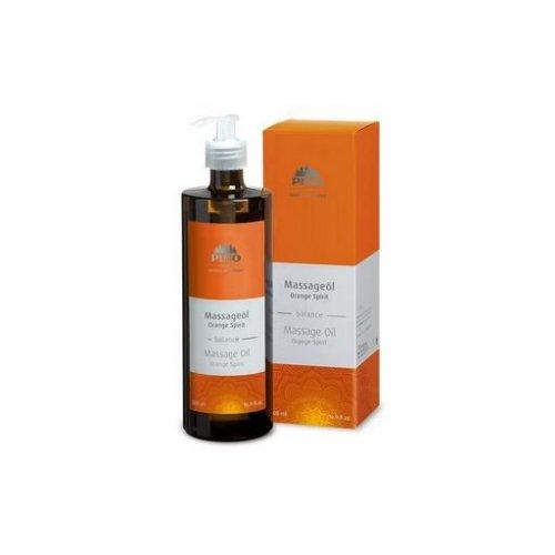 Aromatický masážní olej, Orange Spirit, 500 ml