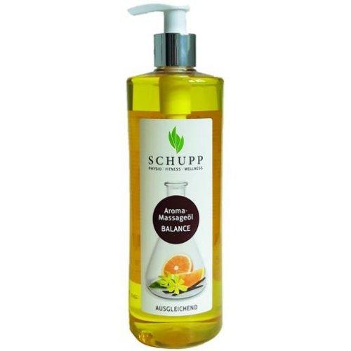 Aromatický masážny olej, Balance, 500 ml