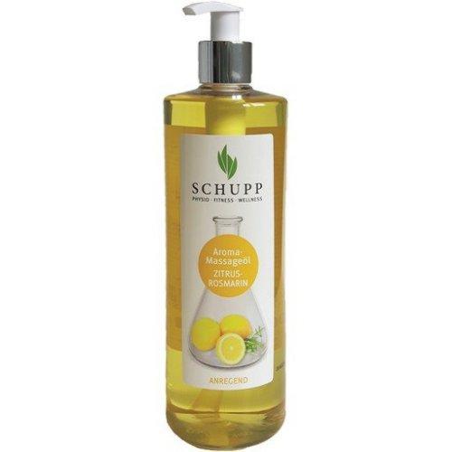 Aromatický masážny olej, Bambucké maslo, Aloe, 500 ml