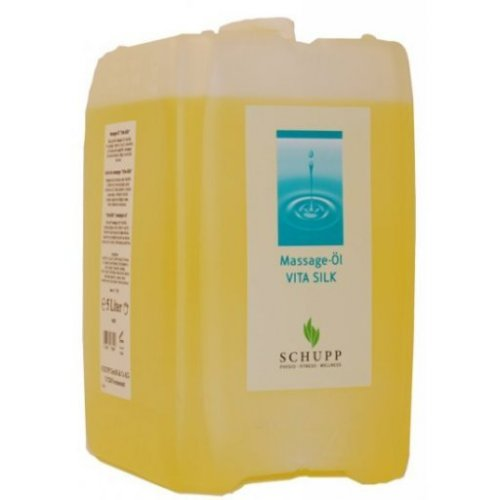Masážní olej Vita Silk - 5000 ml