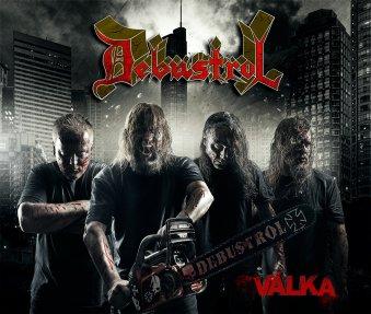 Debustrol album - Válka
