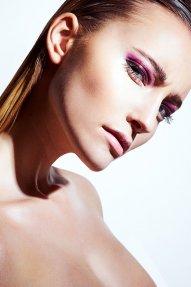 makeup: Tereza Fraňková