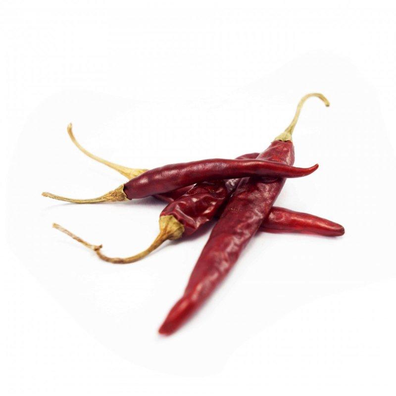 De Arbol Chili celé sušené 30 g